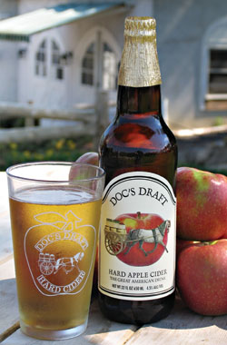 Apple Wine (Cider)  in Europe