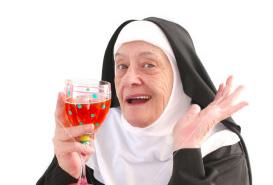 A South African Nun as a Fruit Winemaker ?