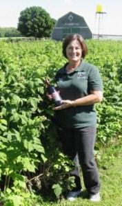 Canadian Fruit Wines Gaining International Recognition